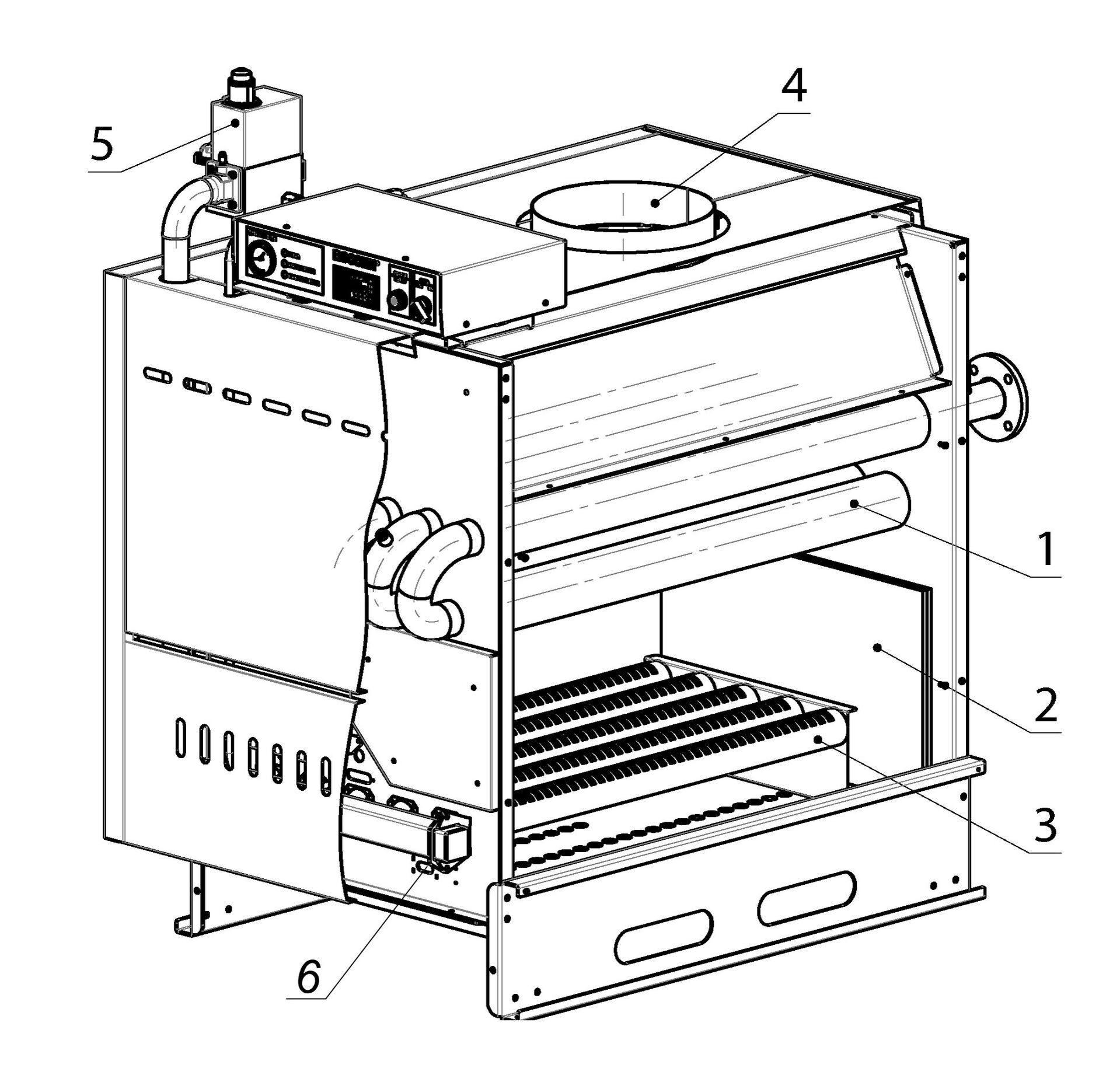 Газовый котел выход для теплообменника Уплотнения теплообменника Sondex S65 Одинцово